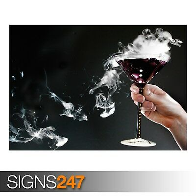 AE294 Photo Picture Poster Print Art A0 A1 A2 A3 A4 NAME YOUR POISON