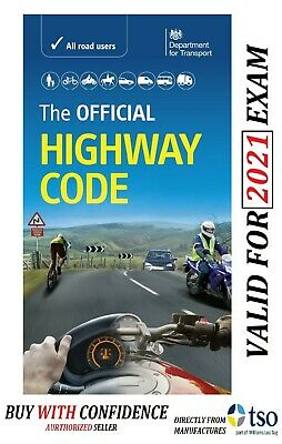 The Official Highway Code 2019 DSA Brand New Latest Edition for Theory Test*Hw