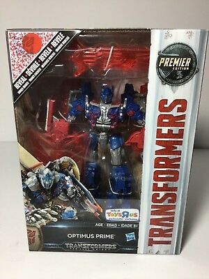 Transformers Premier Edition Voyager Optimus Prime The Last Knight MISB Exclusiv