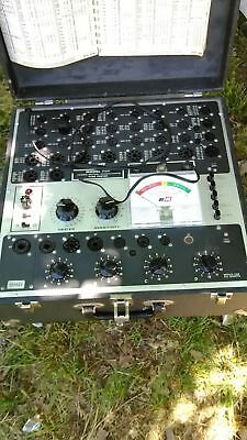 Excellent working B&K 700 mutual conductance tube tester