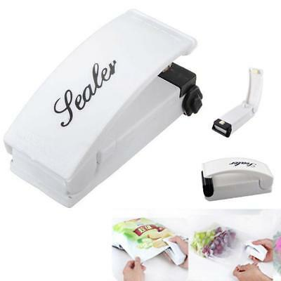 Mini Portable Sealing Heat Handheld Plastic Bag Impluse Sealer Kitchen Tool AC