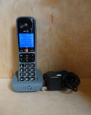BT 6590 Advanced Nuisance Call Blocker Cordless Telephone with Answering Machine