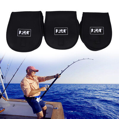 Fishing Reel Bag Protective Cover Spinning Reel Protective Case Sleeve Fishin JO