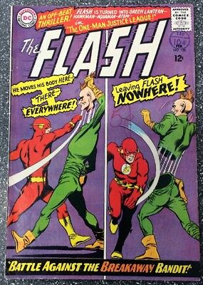 Flash #158 (1965) Silver Age Issue
