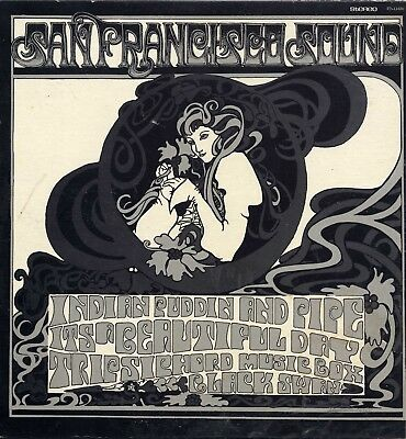 """Various """"Fifth Pipedream"""" Orig Us 1968 San Francisco Sound B&W"""