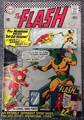 Flash #161 (1965) Silver Age Issue