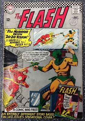 The Flash #161 (1965) Silver Age Issue