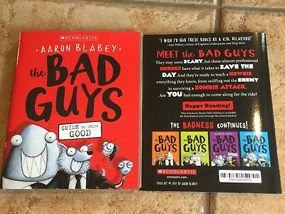 The Bad Guys: The Bad Guys 5 by Aaron Blabey (2017, Paperback)