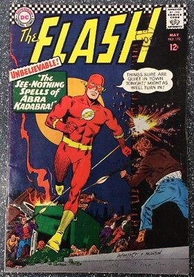 Flash #170 (1967) Silver Age Issue