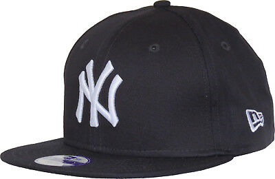 NY Yankees New Era 950 Kids Navy Snapback Baseball Cap (Age 5 - 10 years 5e8323144413