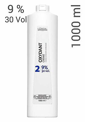Loreal Oxydant Creme 9% 1000 ml Entwickler