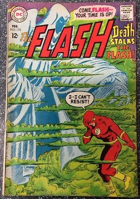 Flash #176 (1968) Silver Age Issue