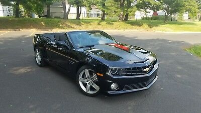 2012 Chevrolet Camaro 2SS 45TH ANNIVERSARY 2012 Camaro 2SS CONVERTIBLE 45TH ANNIVERSARY ***6,900 MILES!!!***COLLECTOR***