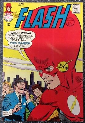 Flash #177 (1968) Silver Age Issue