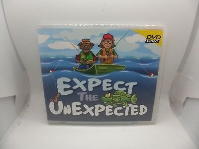 Expect The Unexpected Boating Safety Sidekicks DVD LOC # B87
