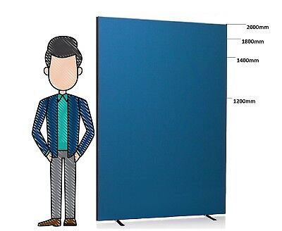 Office Divider Partition Screen Floor Panel Boards NEW - FACTORY OFFER