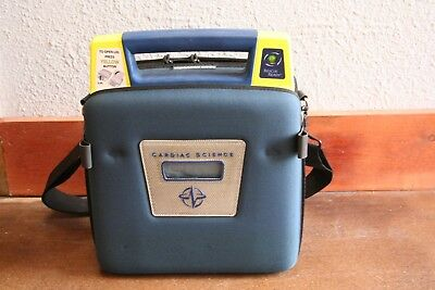 Cardiac Science  AED Powerheart Auto G3 w/ pads and battery AUTOMATIC 9390A-501