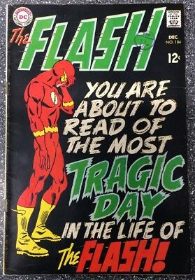 The Flash #184 (1968) Silver Age Issue