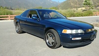 1991 Acura Legend L 1 Owner RUSTFREE California Coupe! Super Nice Condition! Clean AutoCheck report!