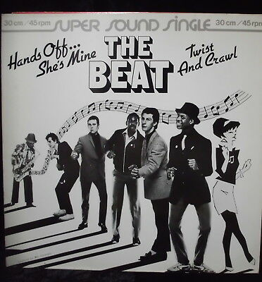 "The Beat: Hands off...she's mine 12"" Maxi"
