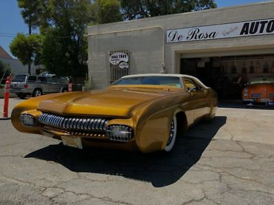 1966 Buick Riviera DeRosa Kustom The Piranha 1966 Frank DeRosa Kustom Riviera leadsled chopped top rat rod custom