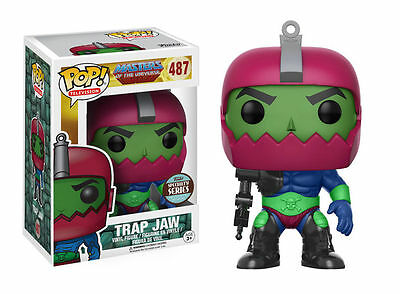 ( TRAP JAW ) - Funko POP! - Masters of the Universe  #487 - Specialty Series