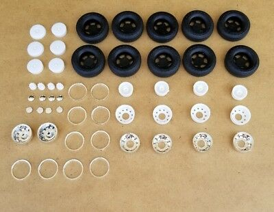 Amt 1/25 Kenworth T600A Conventional Semi Truck Wheels And Tires