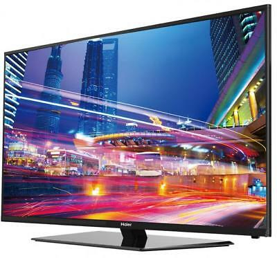 TV LED 24 Pollici Televisore HAIER HD Ready DVB-T2 HDMI USB LE24B8000T ITA