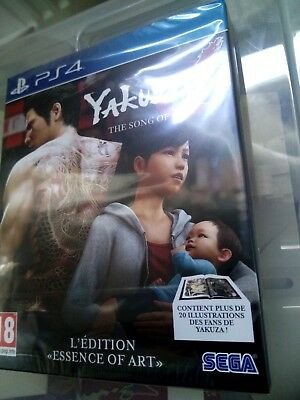 Yakuza 6:the Song of Life   EDITION ESSENCE OF ART