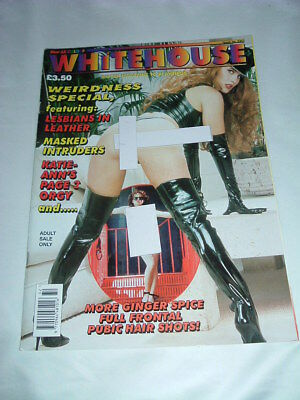 MENs VINTAGE GLAMOUR MAGAZINE  LIKE MAYFAIR     No 232   1997