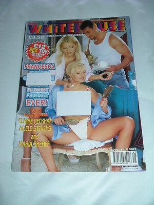 MENs VINTAGE GLAMOUR MAGAZINE  LIKE MAYFAIR     No 245   1998