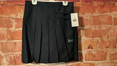 French Toast School Uniform Girls Navy Pleated Active Scooter Size 20,nwt