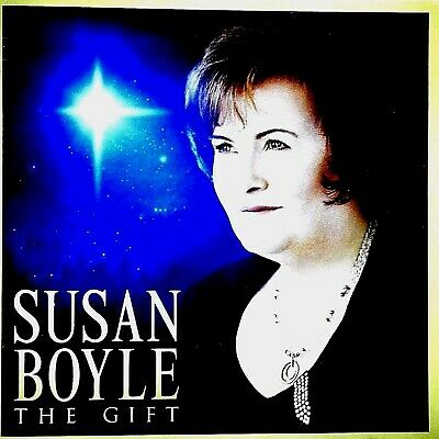 The Gift by Susan Boyle (CD) LIKE NEW! Christmas
