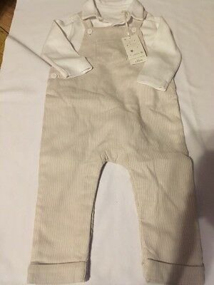 Formal/occasion Dungarees Mothercare 6-9 Months 50% Off RRP