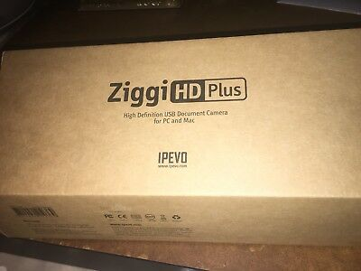 Ziggi HD Plus Visualiser and document camera