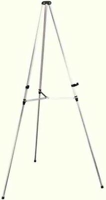 Nobo Lightweight Telescopic Display Easel with 12 kg Capacity