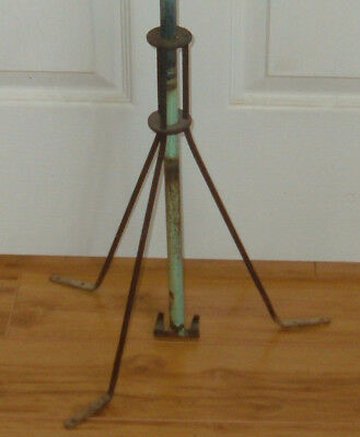 1900's Victorian Antique Lightning Rod Weathervane
