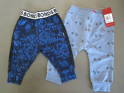 2 pairs of leggings/pants size 00 - Bonds and Sprout - NEW WITH TAGS