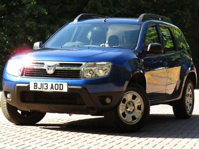 2013 13 Dacia Duster 1.5 Ambiance Dci 5D 107 Bhp Diesel