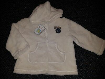 ** BABY Winter Soft Fully lined Jacket Size 3 NEW WITH TAG **