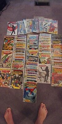 Huge Marvel and DC Comic book collection - Silver and Bronze age for sale
