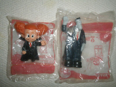 McDonalds Happy Meal toys (2 brand new, unopened) Hotel Transylvania 2 series