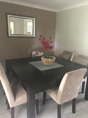 Dining setting - 7 piece TERRIGAL NSW