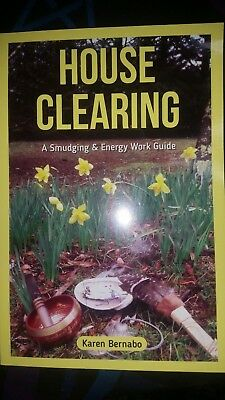 House Clearing - A smudging and energy work guide