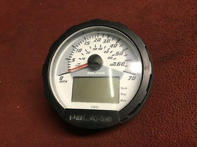 2006 POLARIS SPORTSMAN 500 Efi Dash Gauge Speedometer Cluster Good Shape