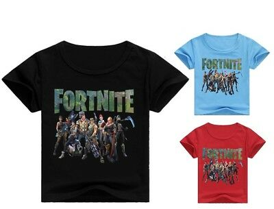 Fortnite Kid's Unisex T Shirt AU Shop