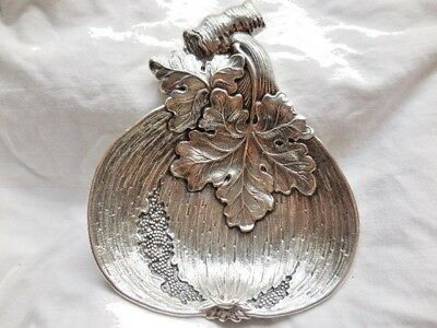 Gianmaria Buccellati large Sterling Fig Bowl 925 Italy