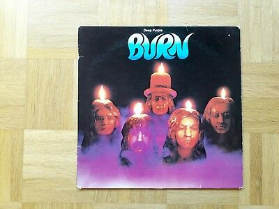 Deep Purple – Burn lp