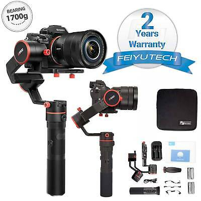 Feiyu A1000 3-Axis Gimbal Handheld Video Stabilizer for DSLR Mirrorless Camera