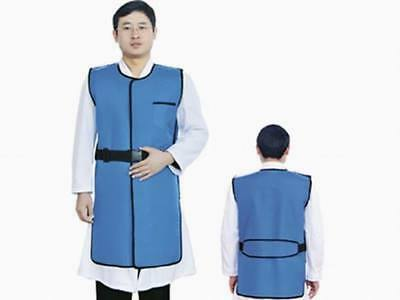 SanYi Flexible X-Ray Protection Protective Lead Vest 0.35mmpb Blue FAA05 Wd